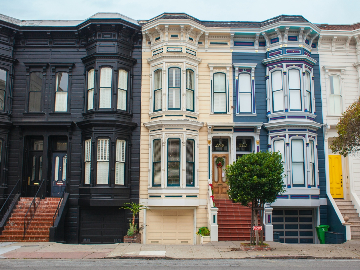 Diverse houses